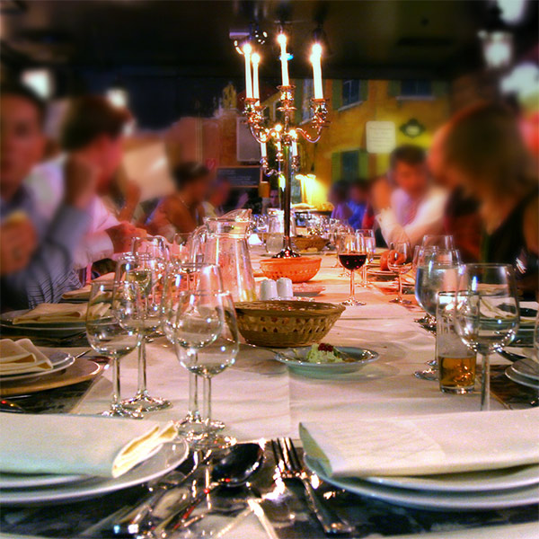 Frankendael Diner Arrangement